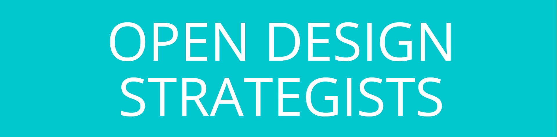 Open Design Strategists